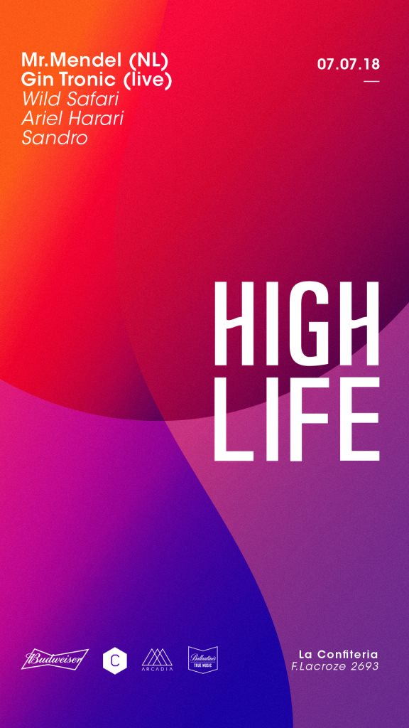 Highlife #7 pres. Mr. Mendel (NL)
