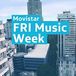 Cobertura del Movistar FRI Music